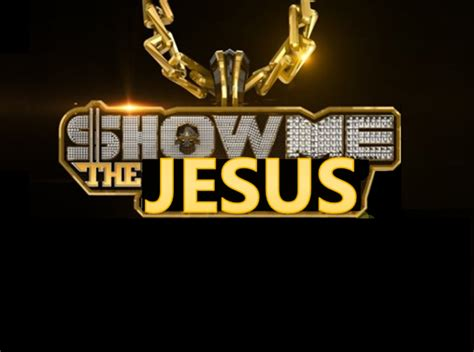 Show Me The Jesus 템플릿 Ppt 쇼미더지저스 교회 교회행사 성탄절 쇼미더머니 Show Powerpoint Template