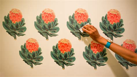 create your own wall decor make your own vintage botanical wall decals the horticult