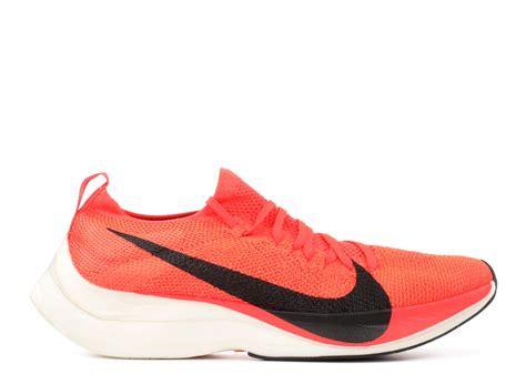 Original Bnib Nike Zoom Fly Black White nike zoom vaporfly white blue uk