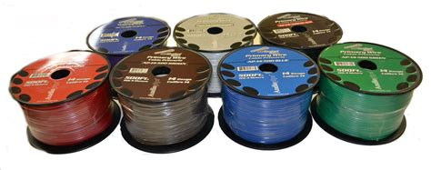 trailer light cable wiring harness 500ft spools 14 7