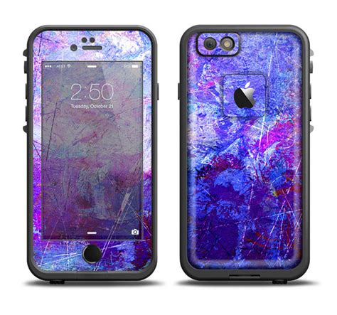 Apple Iphone X Casing Back Kasing Design 046 items similar to the abstract blue pink surface apple iphone 6 lifeproof fre skin set