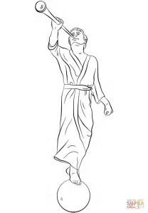 Coloring Pages Angel Moroni | angel moroni coloring page free printable coloring pages