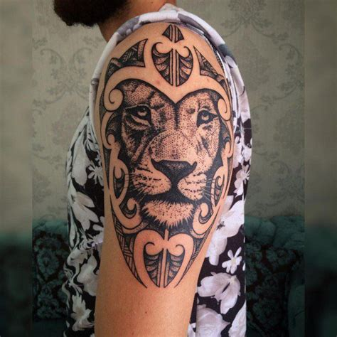 59 powerful lion tattoos for both men and women
