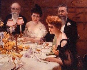 edwardian dinner downton abbey dinner dinner themes