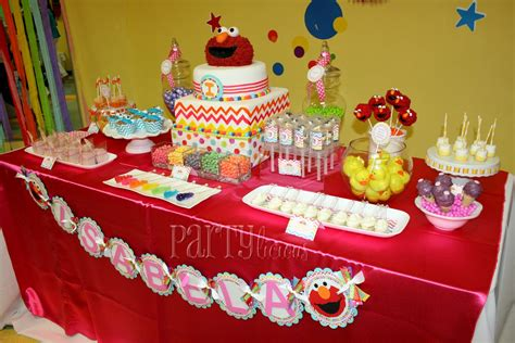 Partylicious Events Pr Rainbow Elmo  Ee  Birthday Ee