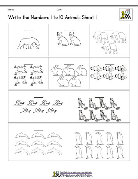 printable worksheets counting to 10 math worksheet counting to 10 math best free printable