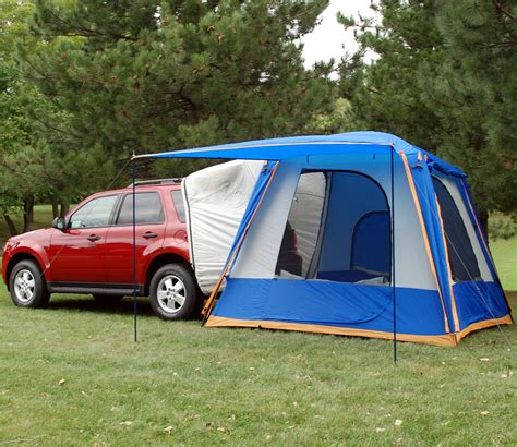 tent awnings for cars sportz suv tent 82000 car tents sportz truck tent
