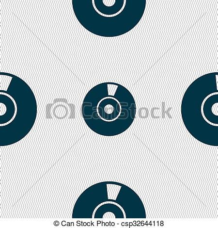 Cd Seamless Sl001 Free Size clipart of cd or dvd icon sign seamless abstract