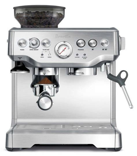 Breville Coffee Maker breville barista express bes870xl espresso machine