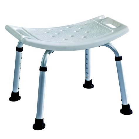 height of shower bench aluminium bath shower seat stool bench adjustable height