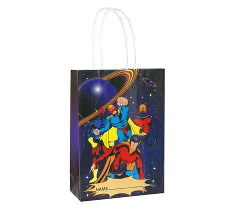 themed gift bags 6 themed paper bags with handles choose from 14 designs