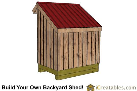 firewood shed plans lean  shed outdoor backyard shed