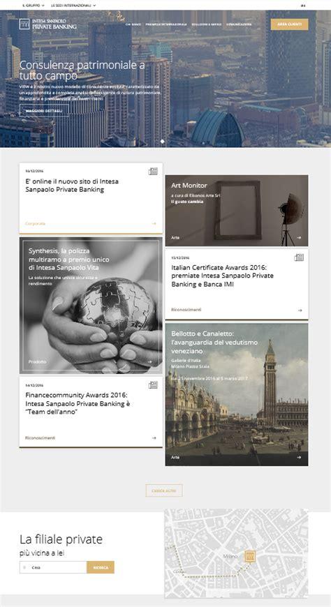 sito intesa e il nuovo sito di intesa sanpaolo banking