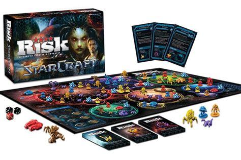 giochi alcolici da tavolo risiko starcraft edition dottorgadget
