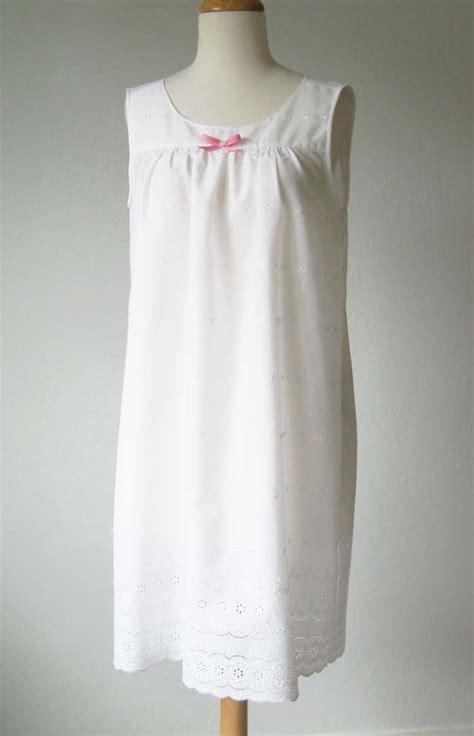 dress pattern nightdress nightgown pattern to sew free tutorial