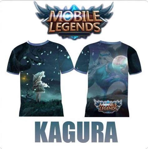 Tshirt Kaos Legend 12 best t shirt mobile legend images on