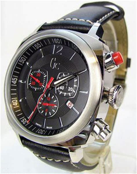 Gc Guci Collection guess collection gc trend chronograph gents 34502g2