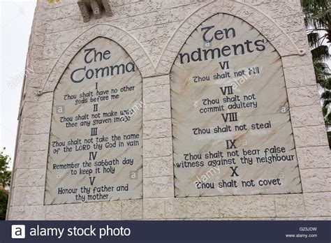 The Ten Commandments the ten commandments christian www pixshark images