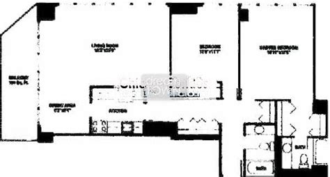10 E Ontario St Floor Plans by 10 E Ontario Ontario Place Residences Floorplans