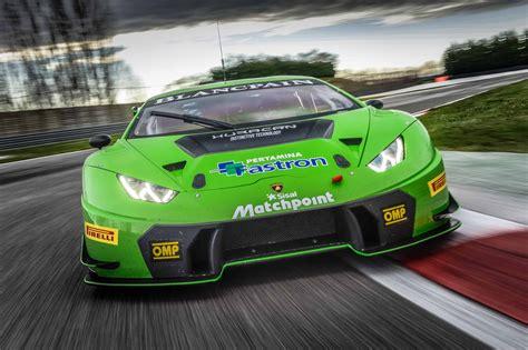 Lamborghini Daytona Lamborghini Hurac 225 N Gt3 To Make American Debut At