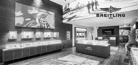 breitling store opens in manchester s trafford centre breitling makes trafford centre debut with store launch