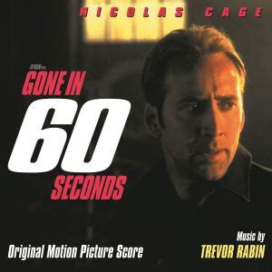 theme music gone in 60 seconds gone in 60 seconds original motion picture score