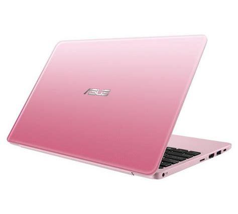 Laptop Asus Pink asus 11 6 inch celeron 2gb 32gb laptop pink 4712900727456 ebay