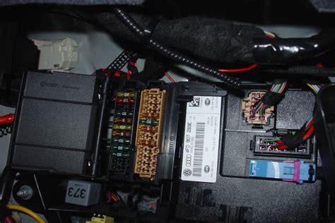 Audi Q7 Fuse Box Location Wiring Diagram