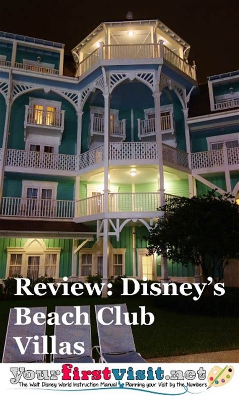 review disney s beach club villas yourfirstvisit net