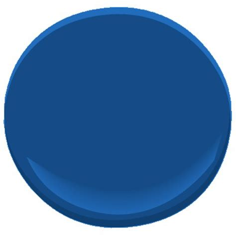 royal blue 2065 20 paint benjamin royal blue paint colour details