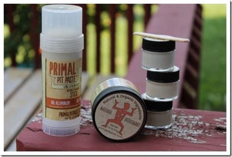 Primal Pit Paste Detox by You Can Detox Through Your Armpits Unless You Re