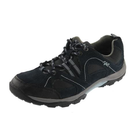 athletic hiking shoes ryka womens suede athletic casual hiking trail