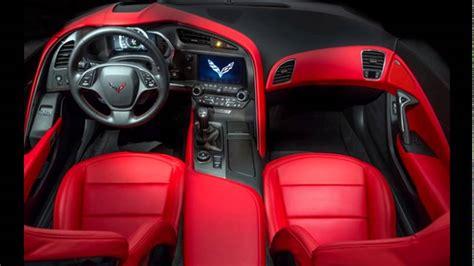 corvette stingray interior 2016 chevrolet corvette stingray z06 interior