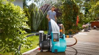 pumpe garten pumpen f 252 r garten und hauswasserwerk gardena