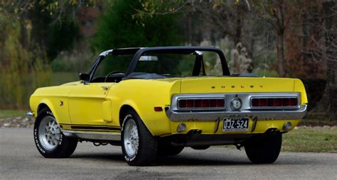 68 mustang convertible remarkable 68 shelby mustang gt500kr convertible cars