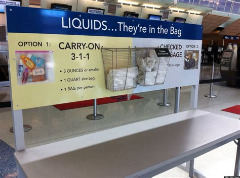 United Carry On Rules by Flying Dry Navigating The Rules Of Carry On Liquids