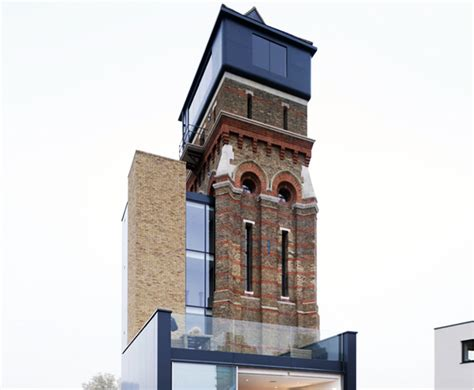 grand designs water tower house 19th century london water tower transformed into a unique high flying home london