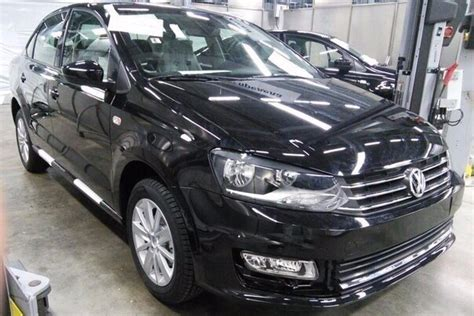 volkswagen vento black new volkswagen vento facelift 2015 photo gallery