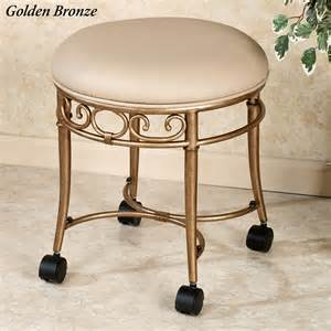 Vanity Stools On Mcclare Vanity Stool