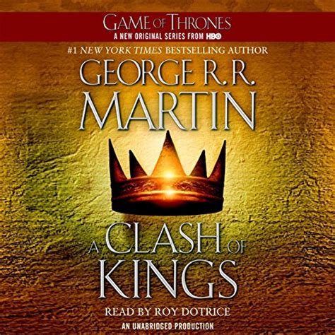 0007447833 a clash of kings a clash of kings audiobook audible