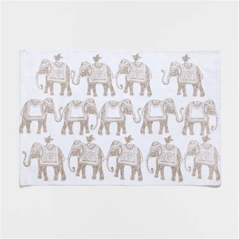 Elephant Print Rug by Of Pearl Tissue Box Rugs Elephants And Elephant