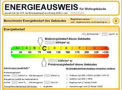 energieverbrauch haus berechnen enev 2014 energieausweis erh 228 lt neue optik energie