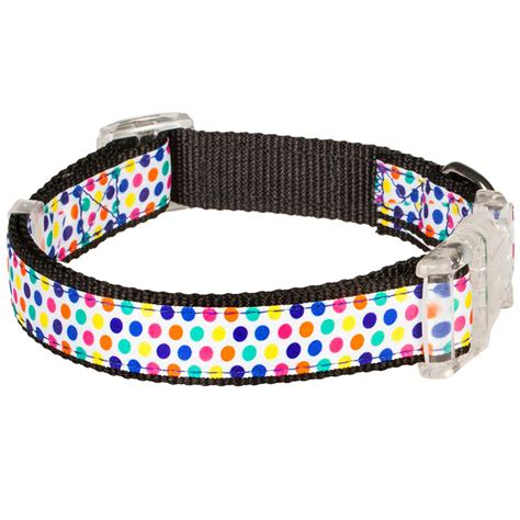blueberry collar blueberry pet collars for multicolor polka dot designer standard collar ebay