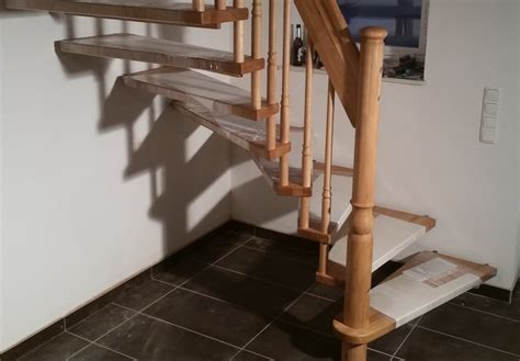 treppen derstappen die treppe ist drin baublog saskia