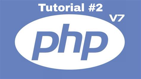 tutorial php variables php 2017 tutorial part 2 variables youtube
