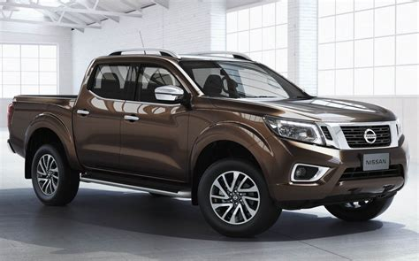 Nissan Frontier Diesel Mpg 2015 Nissan Frontier Redesign Concept And Review