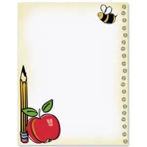 spelling bee border papers paperdirect