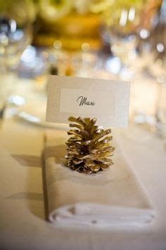 6 pc pine cone place card holder set 1000 images about wedding card holders on pinterest