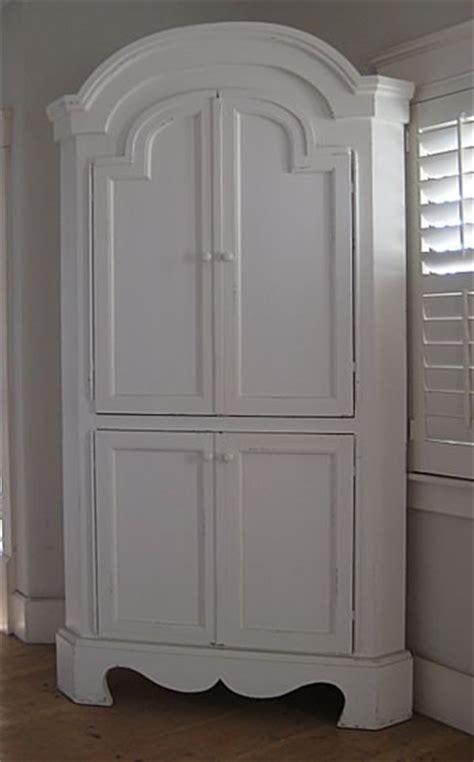 corner armoires customizable armoire corner unit