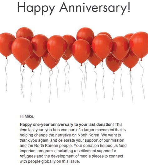 Email Anniversary Cards For